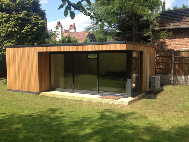 Swift Garden Room